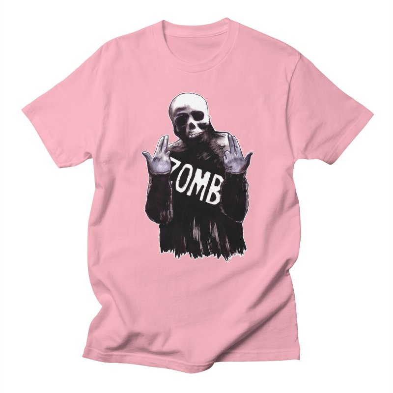 Keywords Men's Regular T-Shirt by Zombie Rust's Artist Shop