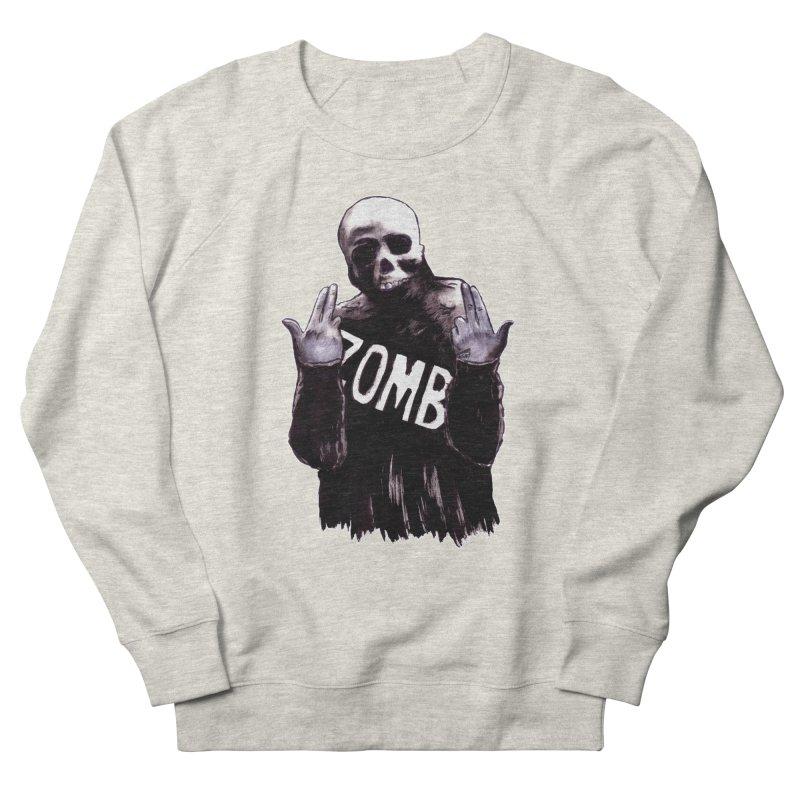 Keywords Women's French Terry Sweatshirt by Zombie Rust's Artist Shop
