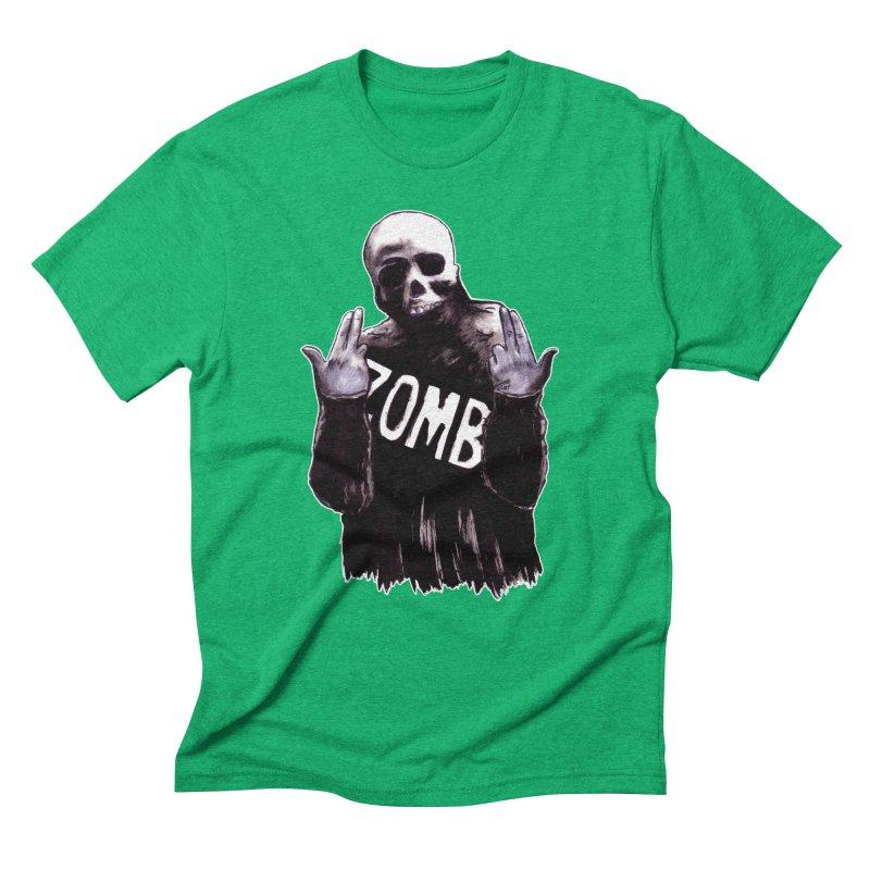 Keywords Men's Triblend T-Shirt by Zombie Rust's Artist Shop