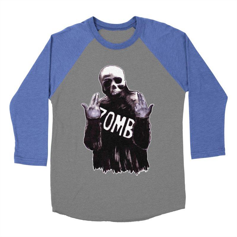 Keywords Women's Baseball Triblend T-Shirt by Zombie Rust's Artist Shop