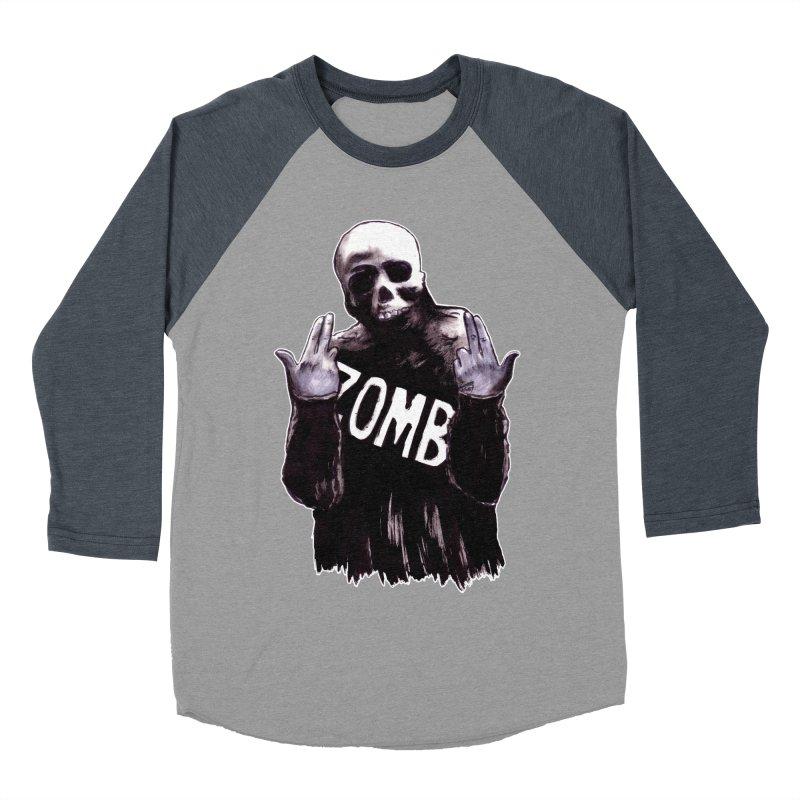 Keywords Men's Baseball Triblend T-Shirt by Zombie Rust's Artist Shop