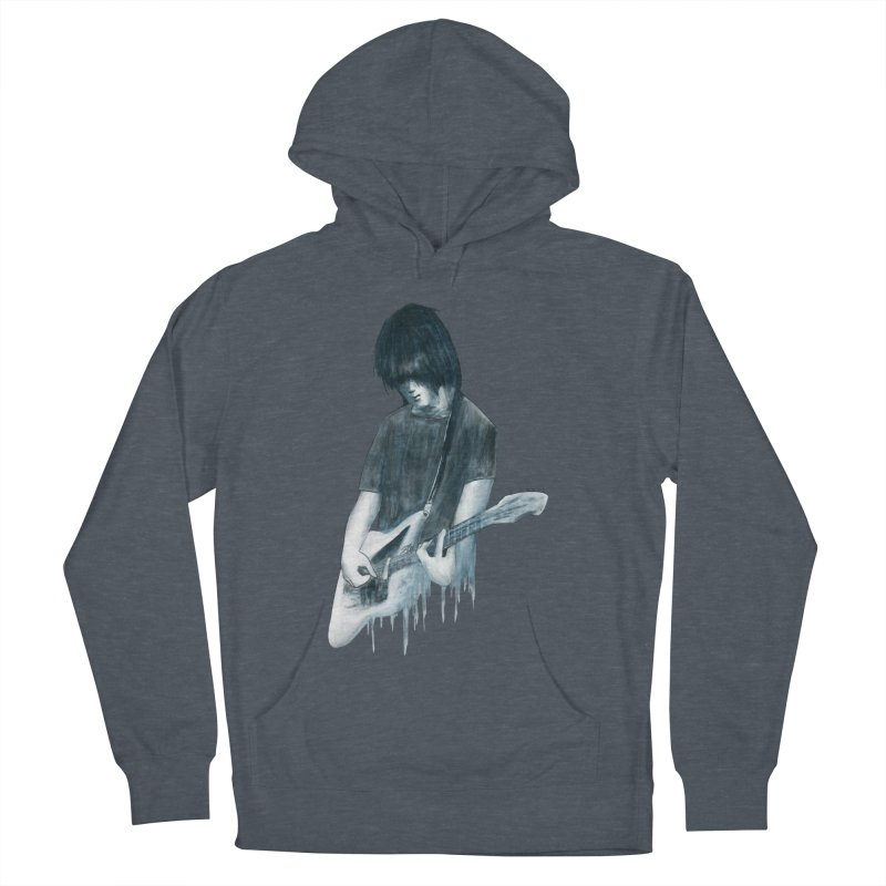 Celebrates Itself Women's French Terry Pullover Hoody by Zombie Rust's Artist Shop