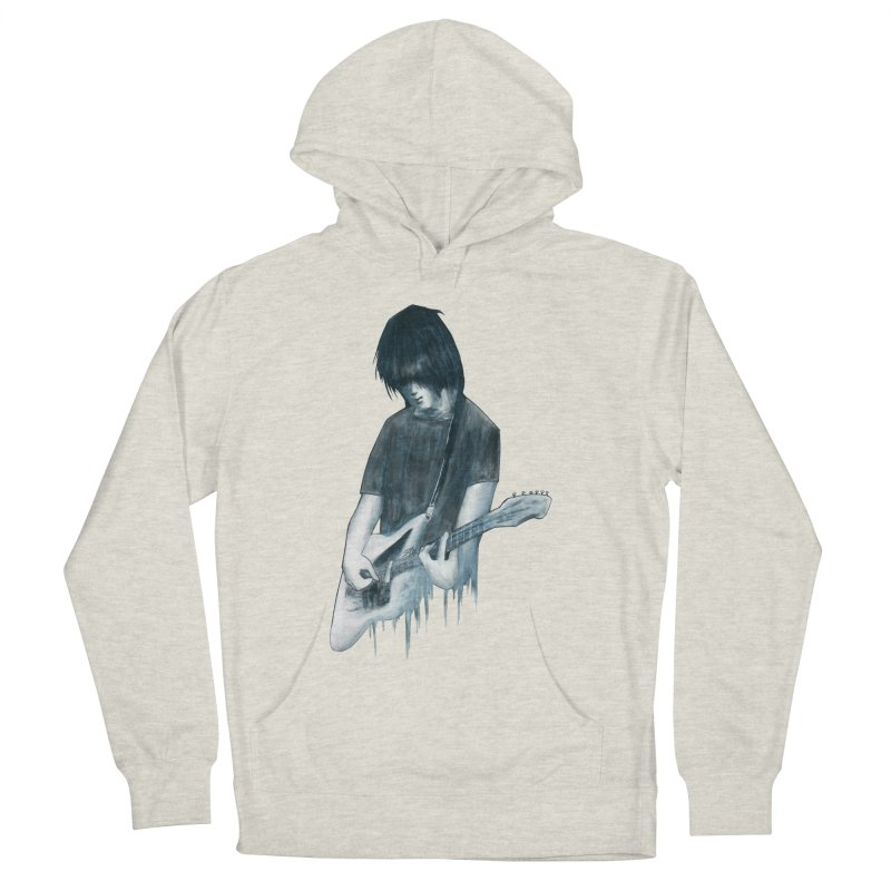 Celebrates Itself Men's French Terry Pullover Hoody by Zombie Rust's Artist Shop