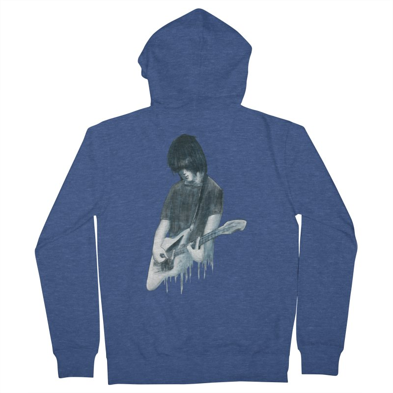 Celebrates Itself Women's French Terry Zip-Up Hoody by Zombie Rust's Artist Shop