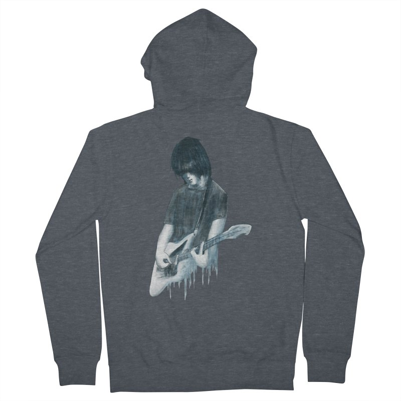Celebrates Itself Women's Zip-Up Hoody by Zombie Rust's Artist Shop