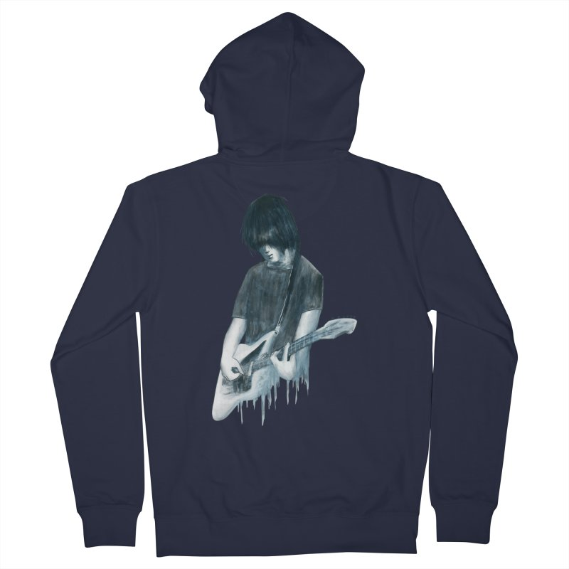 Celebrates Itself Men's Zip-Up Hoody by Zombie Rust's Artist Shop