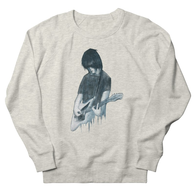 Celebrates Itself Women's French Terry Sweatshirt by Zombie Rust's Artist Shop