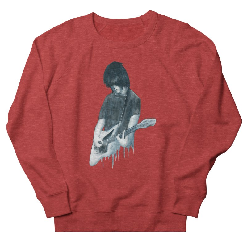Celebrates Itself Men's French Terry Sweatshirt by Zombie Rust's Artist Shop