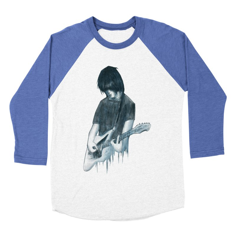 Celebrates Itself Women's Baseball Triblend T-Shirt by Zombie Rust's Artist Shop