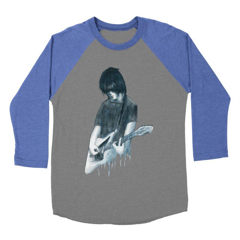 Celebrates Itself Women's Baseball Triblend Longsleeve T-Shirt by Zombie Rust's Artist Shop