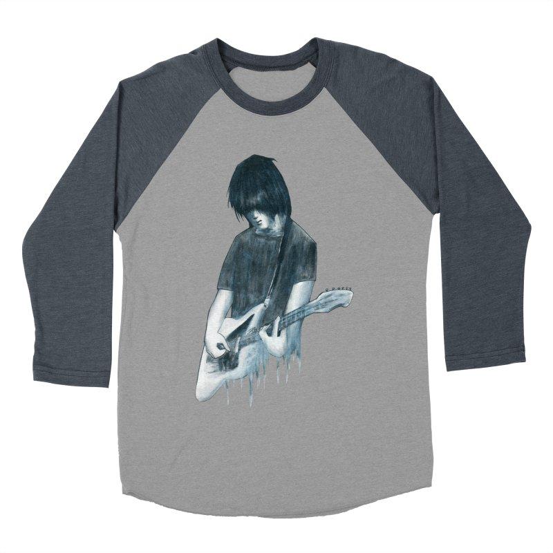 Celebrates Itself Men's Baseball Triblend Longsleeve T-Shirt by Zombie Rust's Artist Shop