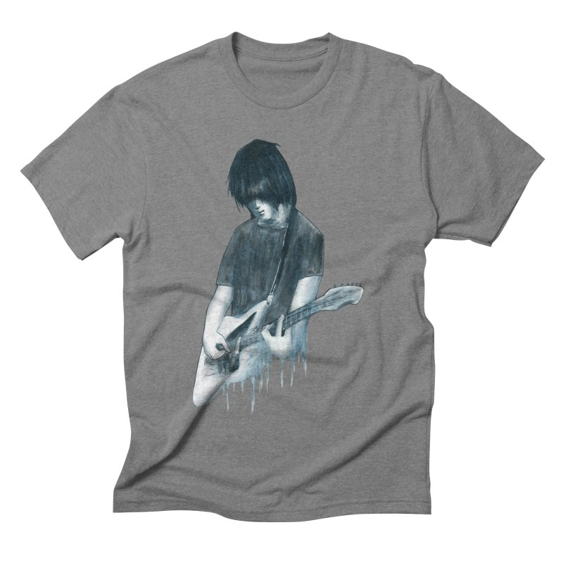 Celebrates Itself Men's Triblend T-shirt by Zombie Rust's Artist Shop