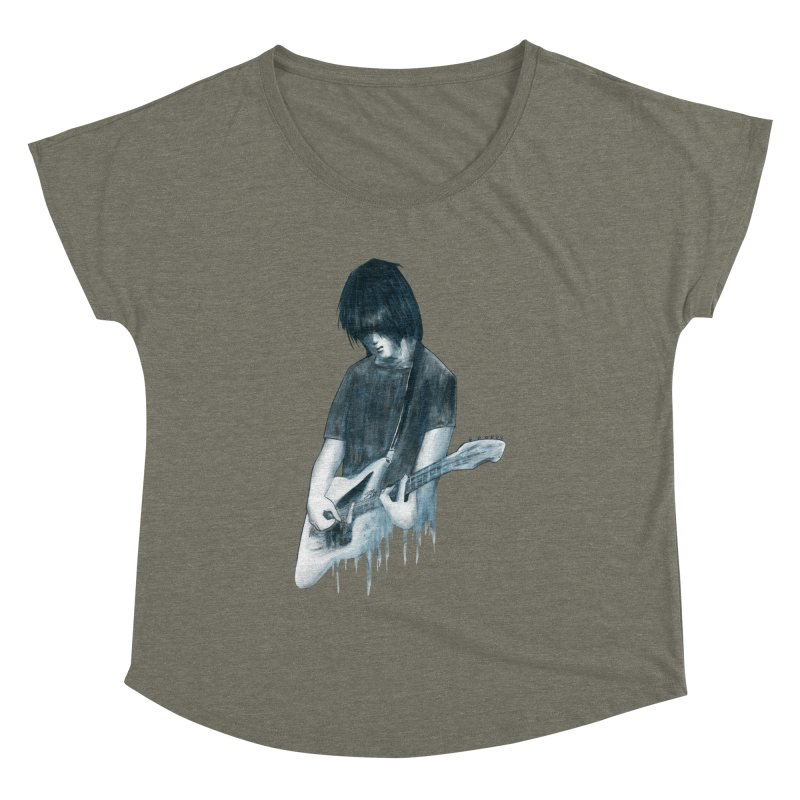 Celebrates Itself Women's Dolman Scoop Neck by Zombie Rust's Artist Shop