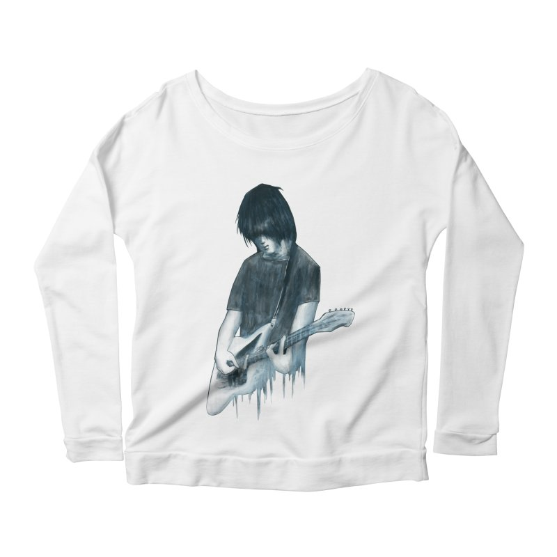 Celebrates Itself Women's Scoop Neck Longsleeve T-Shirt by Zombie Rust's Artist Shop