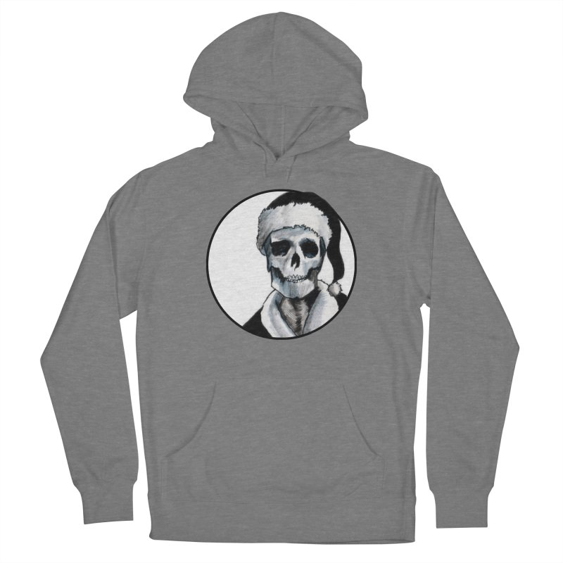 Blackest Ever Black Xmas Women's Pullover Hoody by Zombie Rust's Artist Shop
