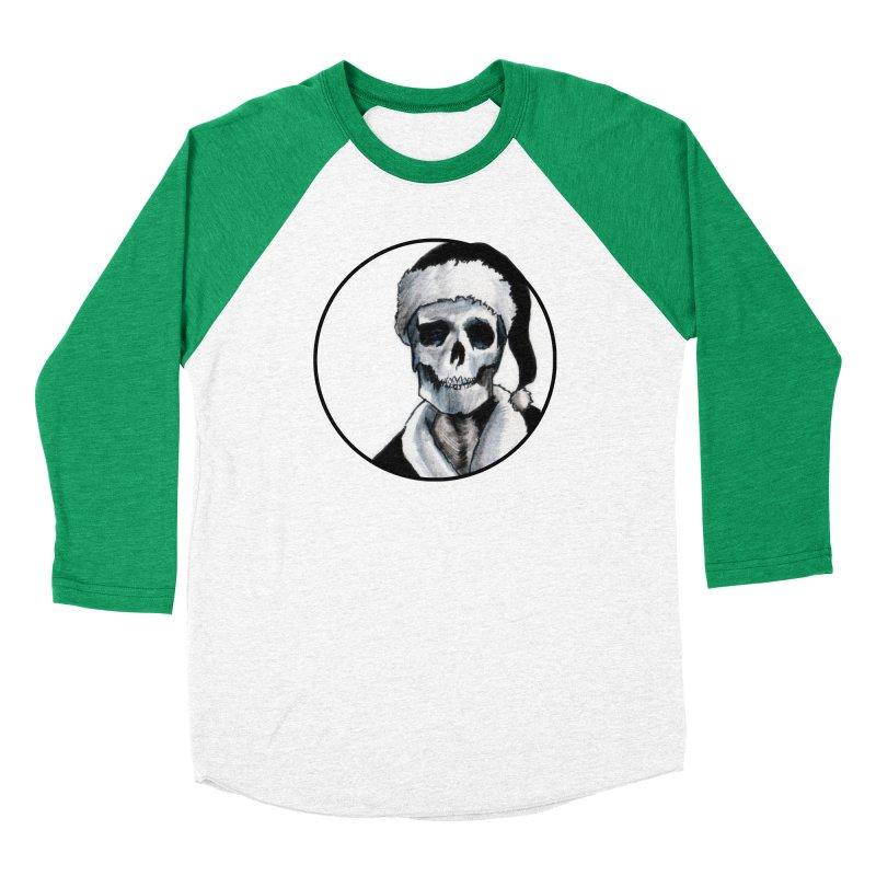 Blackest Ever Black Xmas Women's Longsleeve T-Shirt by Zombie Rust's Artist Shop