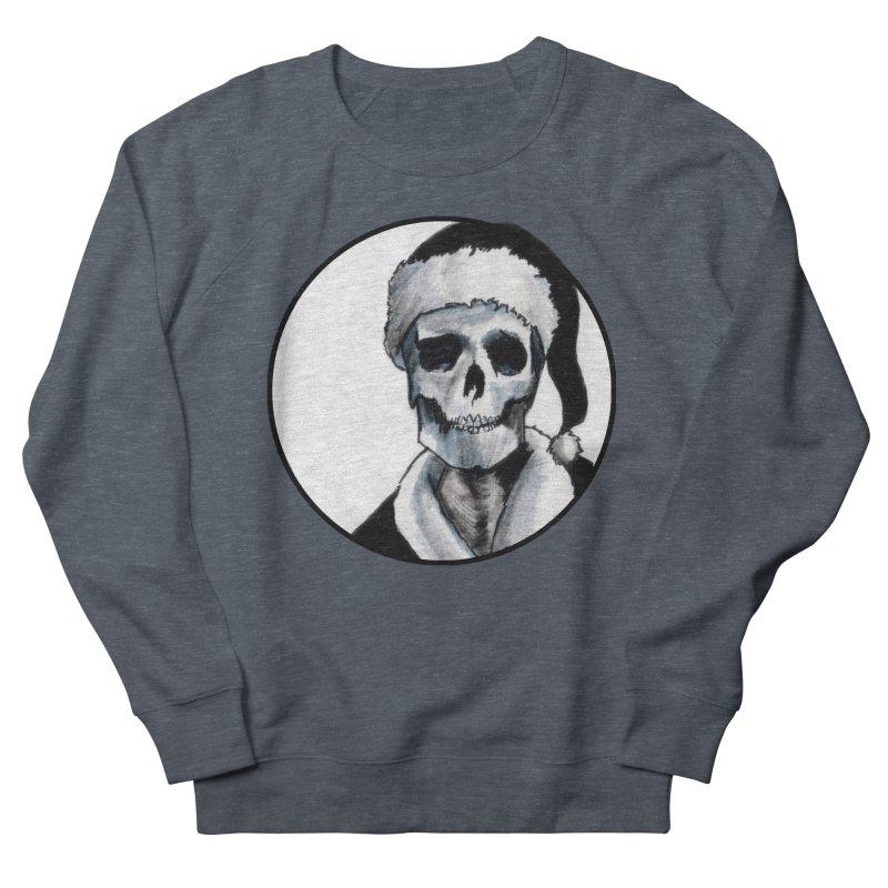 Blackest Ever Black Xmas Women's Sweatshirt by Zombie Rust's Artist Shop
