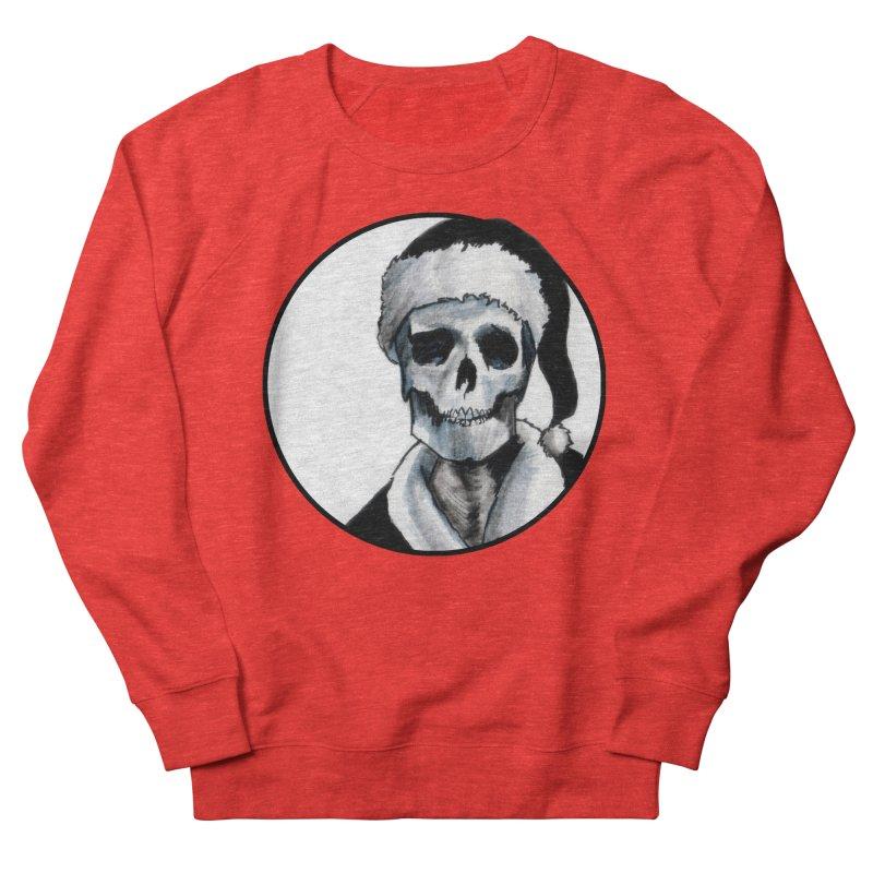 Blackest Ever Black Xmas Men's Sweatshirt by Zombie Rust's Artist Shop