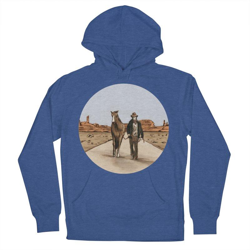 Death Americana Women's Pullover Hoody by Zombie Rust's Artist Shop