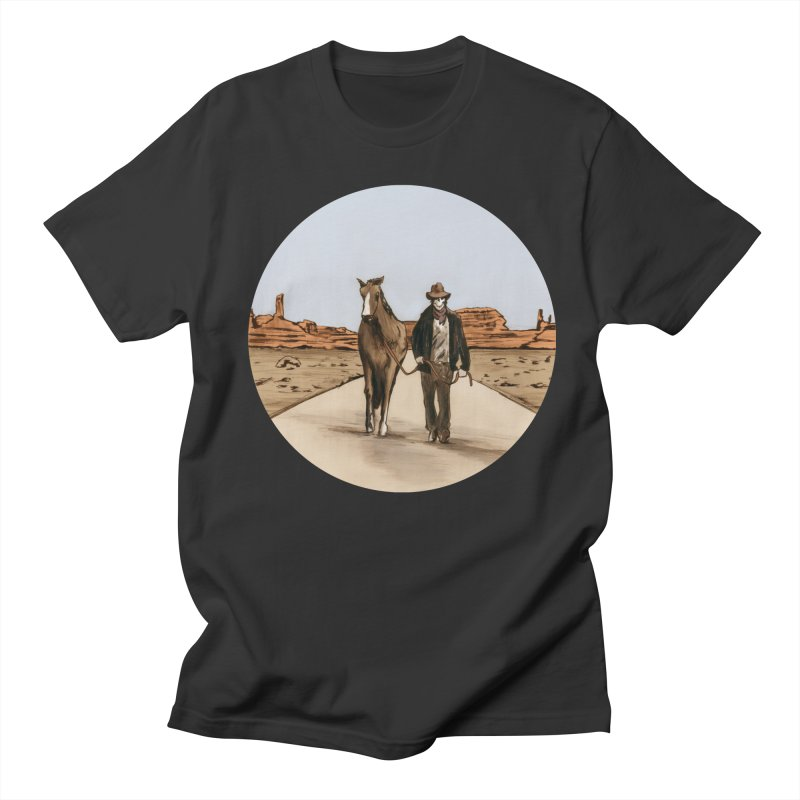 Death Americana Men's T-Shirt by Zombie Rust's Artist Shop