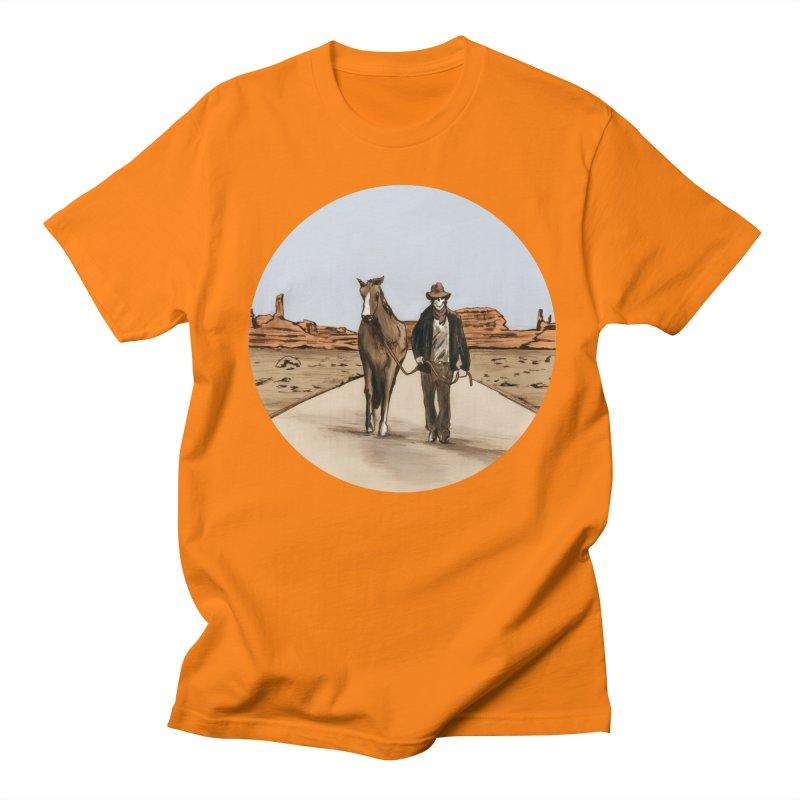 Death Americana Men's T-Shirt by Zombie Rust's Artist Shop