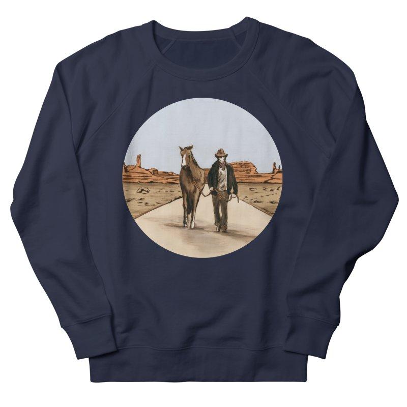 Death Americana Women's Sweatshirt by Zombie Rust's Artist Shop