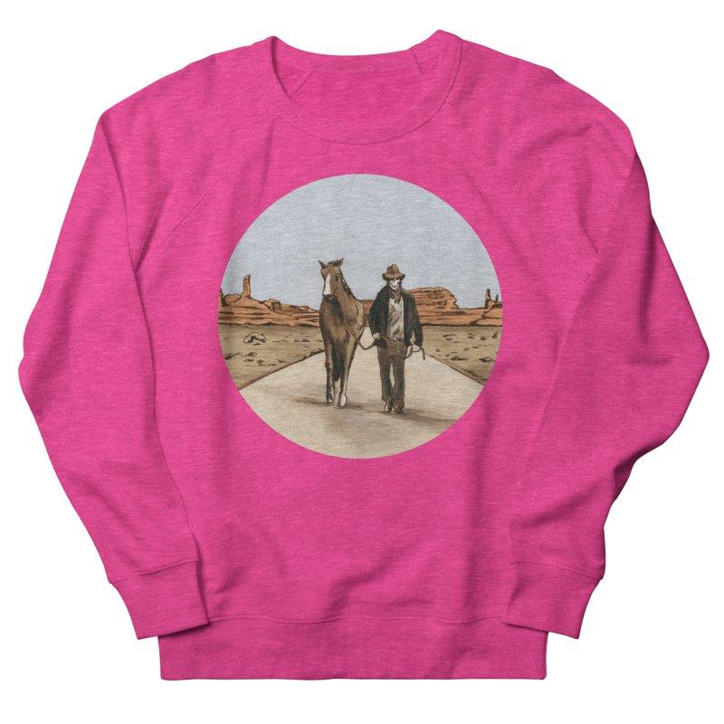 Death Americana Men's Sweatshirt by Zombie Rust's Artist Shop