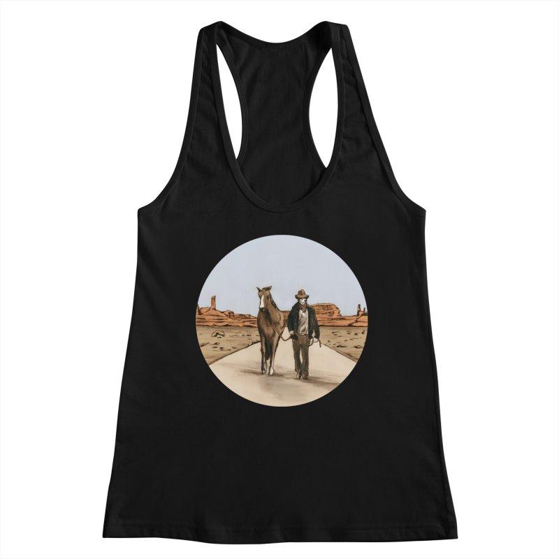 Death Americana Women's Tank by Zombie Rust's Artist Shop
