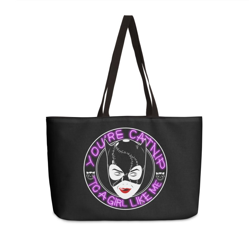 Catnip Accessories Bag by ZOMBIETEETH