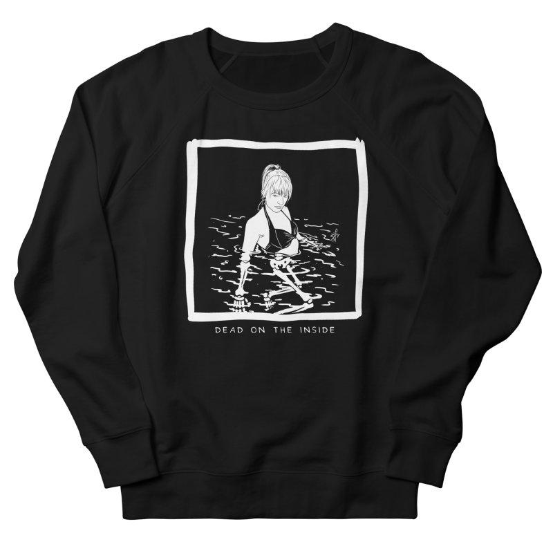 Dead on the inside Women's Sweatshirt by ZOMBIETEETH