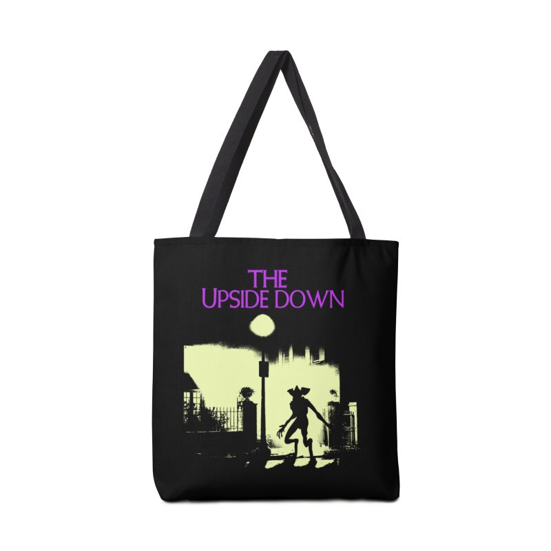 The Upside down Accessories Tote Bag Bag by ZOMBIETEETH
