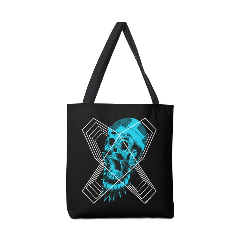 Zombeard 01 Accessories Tote Bag Bag by ZOMBIETEETH