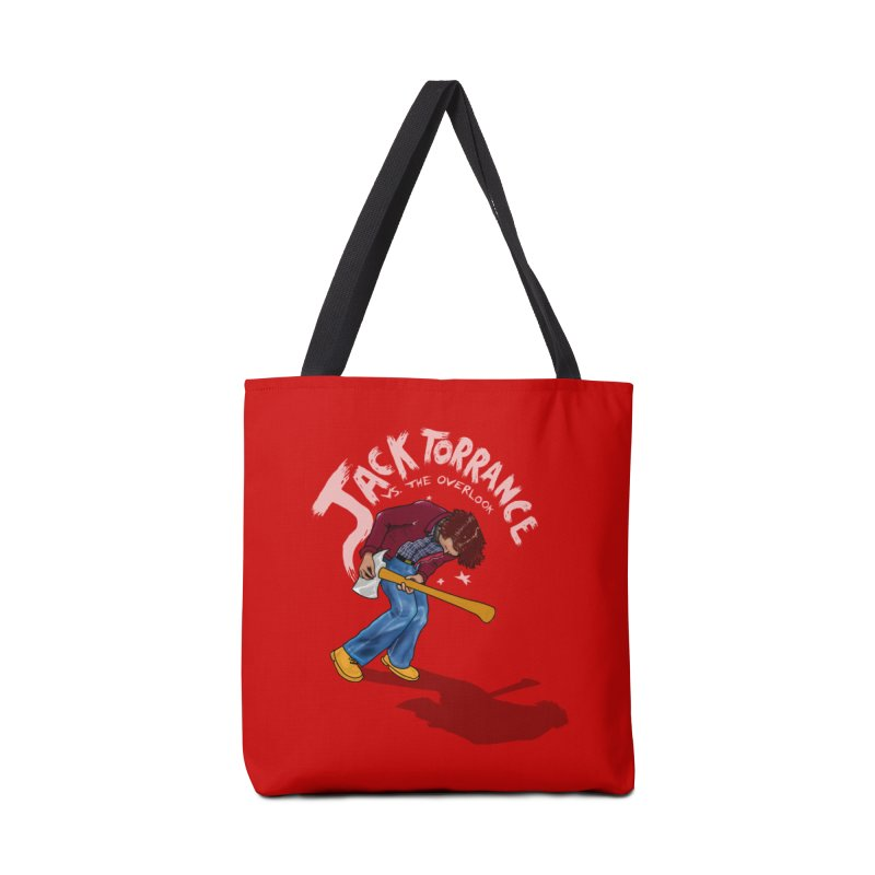 Jack Torrance vs The Overlook Accessories Bag by ZOMBIETEETH