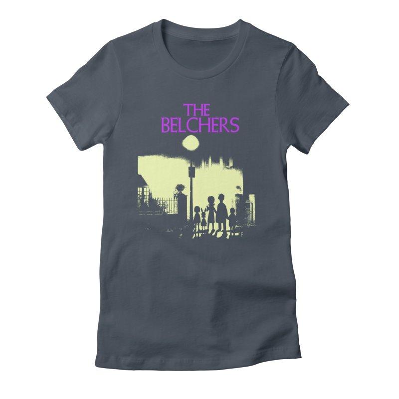 The Belchers Women's T-Shirt by ZOMBIETEETH