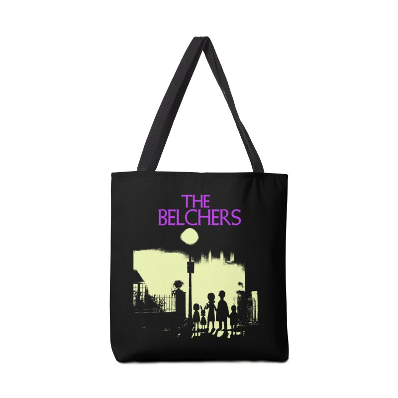 The Belchers Accessories Bag by ZOMBIETEETH