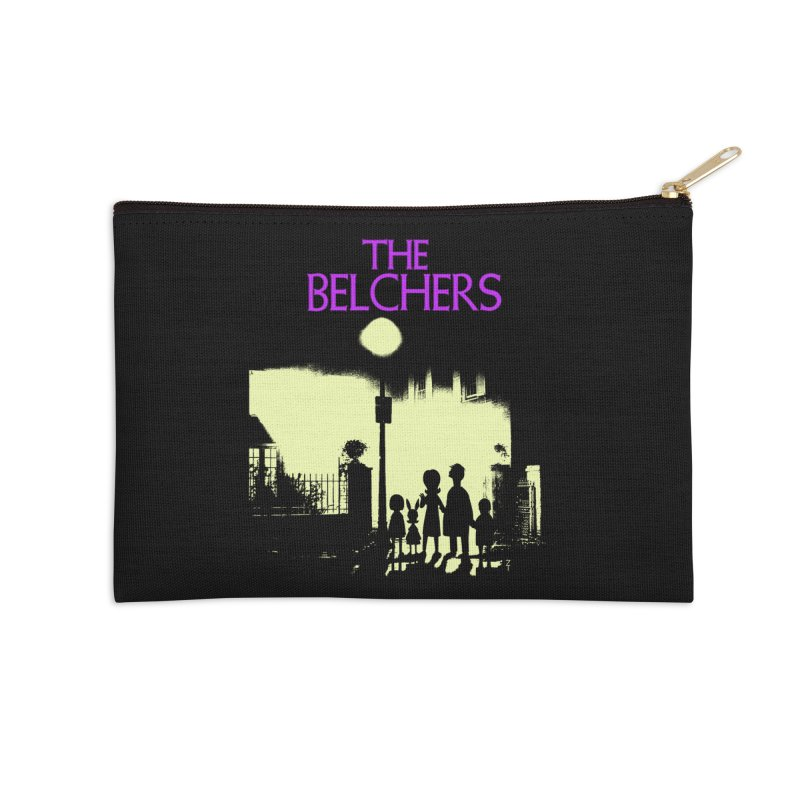 The Belchers Accessories Zip Pouch by ZOMBIETEETH