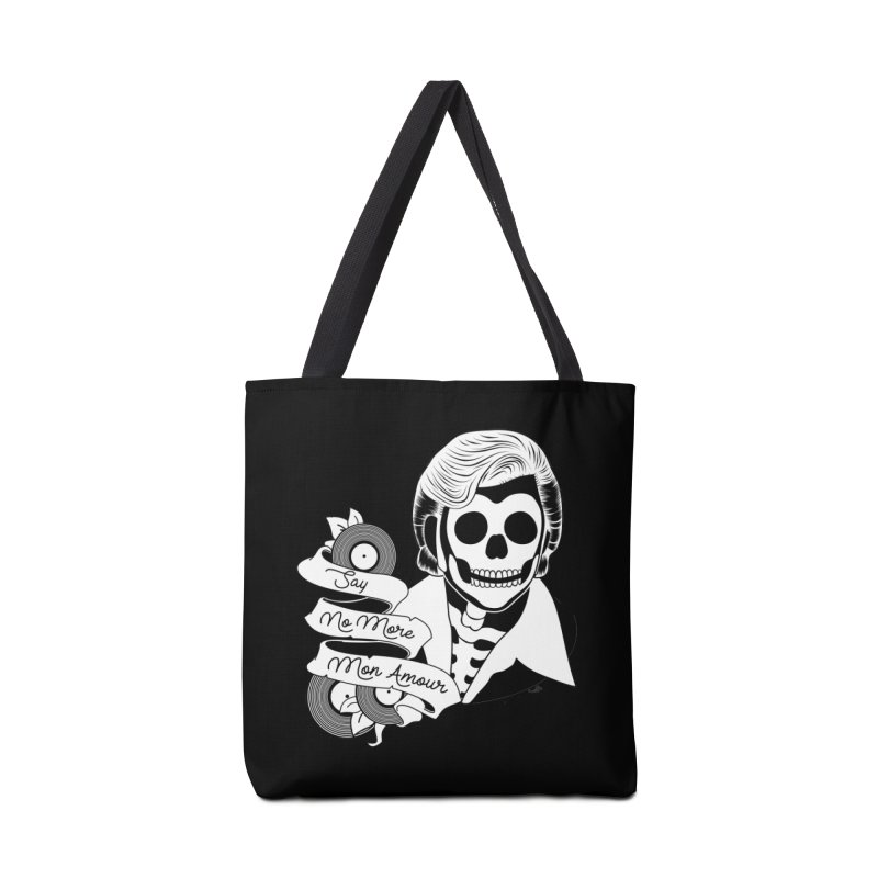Say No More Accessories Bag by ZOMBIETEETH