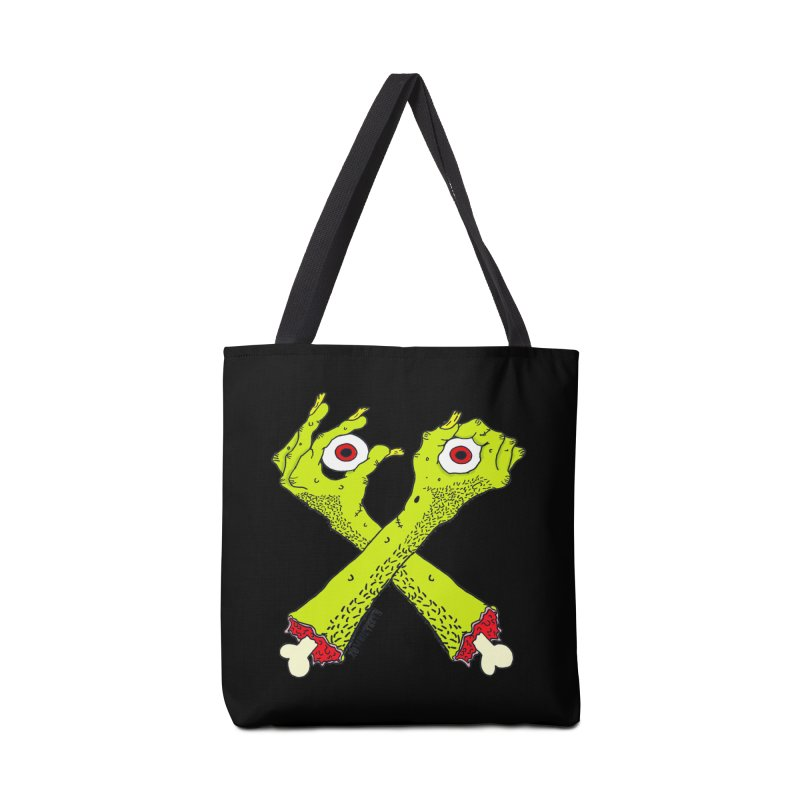 Zombie Arms Accessories Bag by ZOMBIETEETH