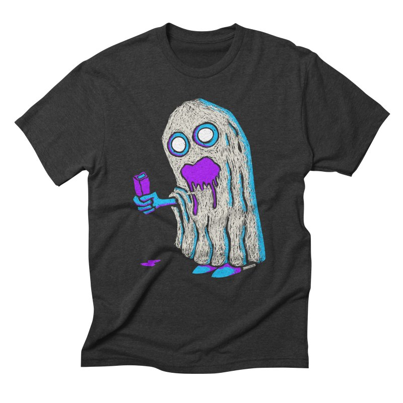 Trick or Treat Men's T-Shirt by ZOMBIETEETH