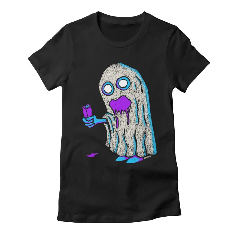 Trick or Treat Women's T-Shirt by ZOMBIETEETH
