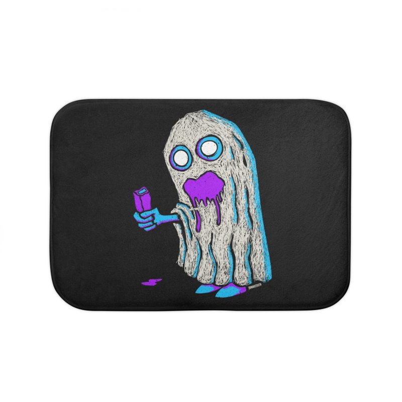 Trick or Treat Home Bath Mat by ZOMBIETEETH