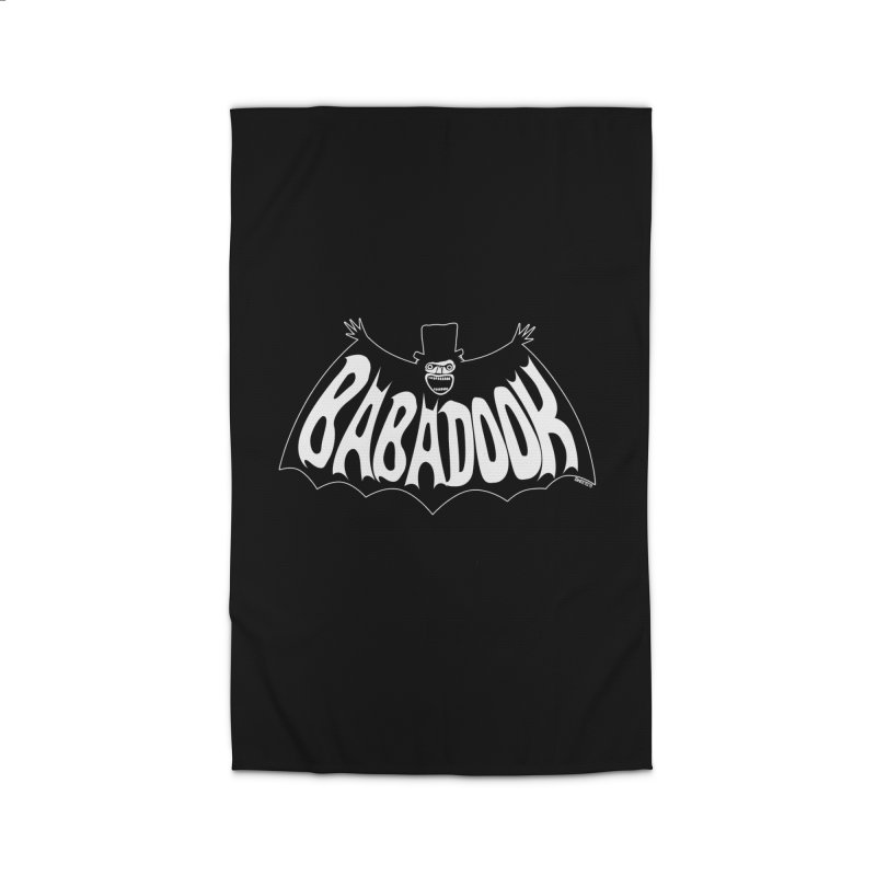 Babadook Home Rug by ZOMBIETEETH