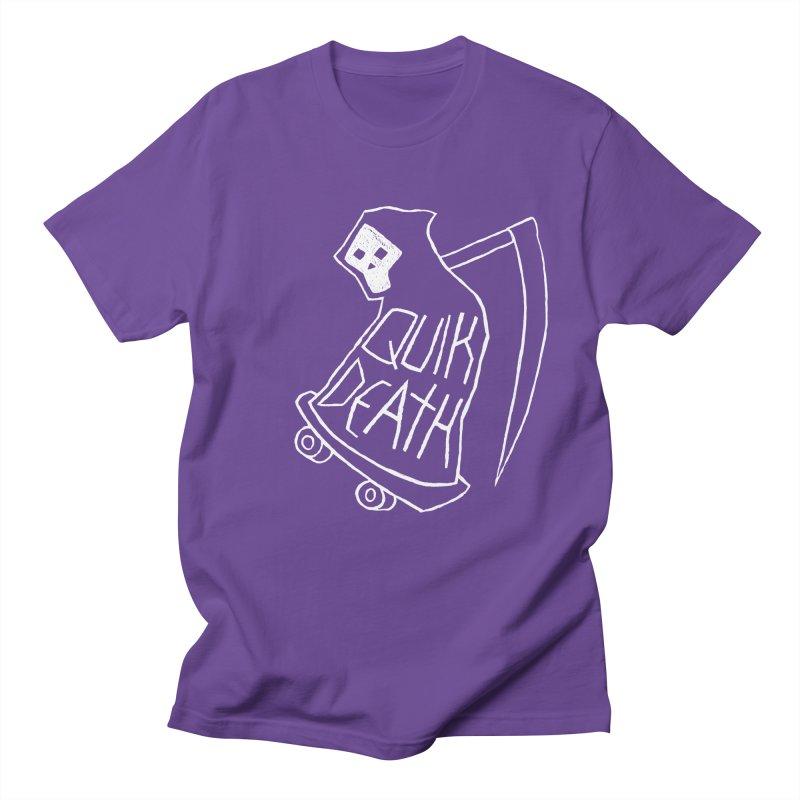 Quik Death Men's T-Shirt by ZOMBIETEETH