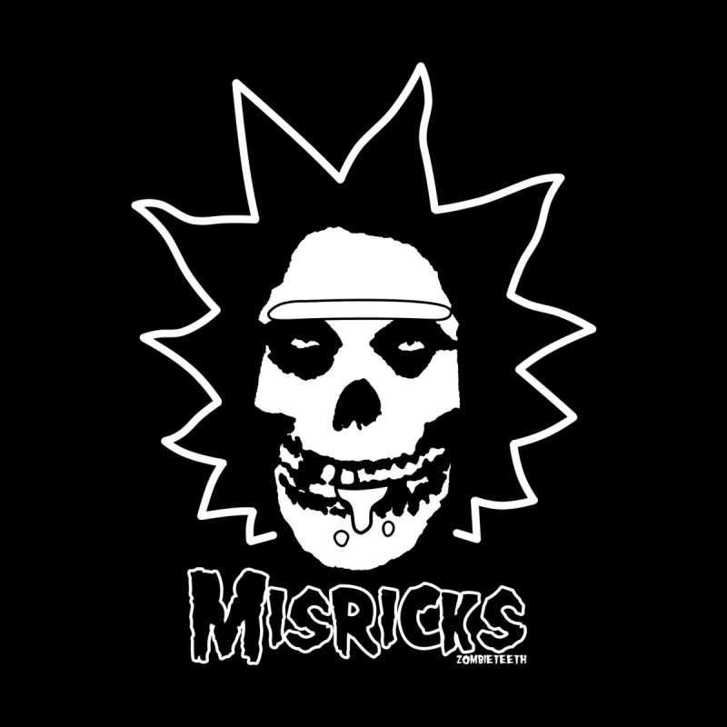 Misricks Kids T-Shirt by ZOMBIETEETH