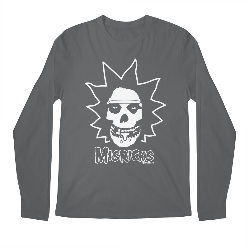 Misricks Men's Longsleeve T-Shirt by ZOMBIETEETH