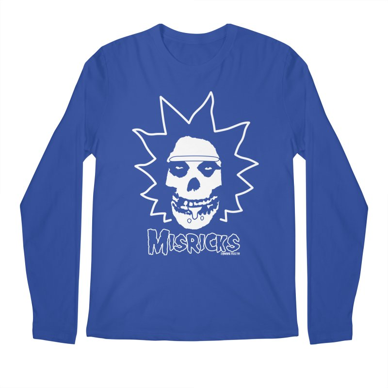 Misricks Men's Longsleeve T-Shirt by ZOMBIETEETH