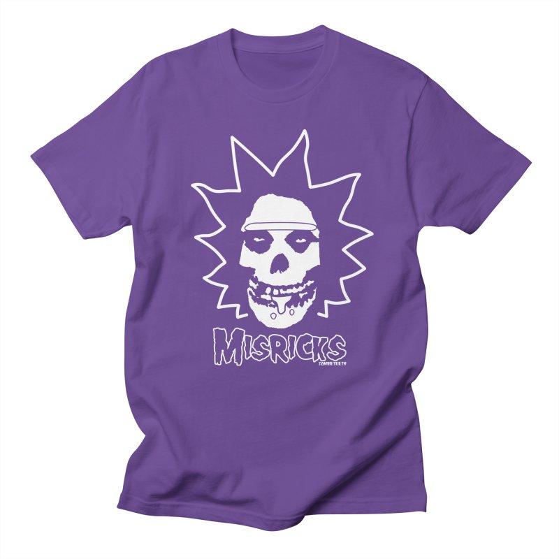 Misricks Men's T-Shirt by ZOMBIETEETH