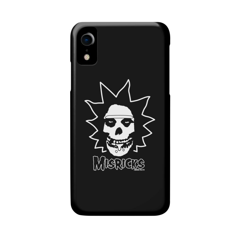 Misricks Accessories Phone Case by ZOMBIETEETH