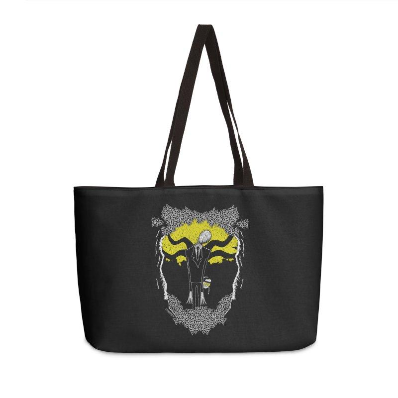 Slender Man Accessories Bag by ZOMBIETEETH