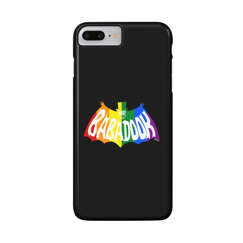 Babadook PRIDE Accessories Phone Case by ZOMBIETEETH
